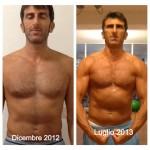 Vittorio prima e dopo
